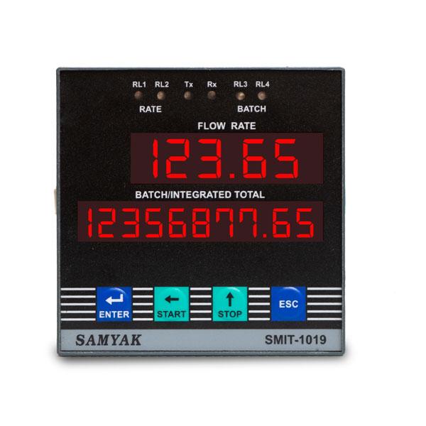 Flow Indicator Totaliser SMIT 1019